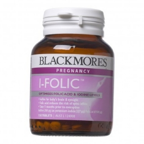 Blackmores I-Folic™ 150 Tablets