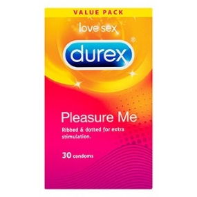 Durex Pleasure Me 30