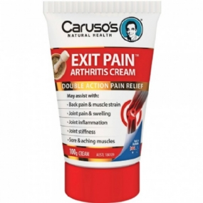 Carusos Exit Pain Cream 100 g