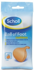 Scholl Ball of Foot Cushions