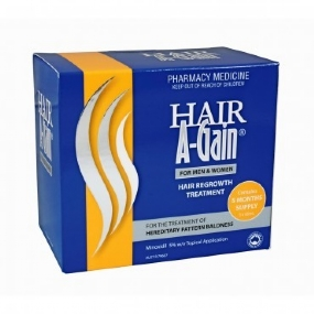 Hair A-Gain 60mL x 5