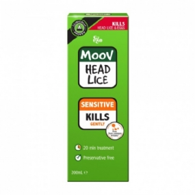 MOOV Head Lice Sensitive 200 mL