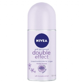 Nivea Deodorant Women Double Effect Roll-on 50mL