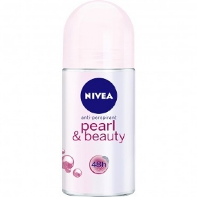 Nivea Deodorant Women Pearl & Beauty Roll-On 50mL