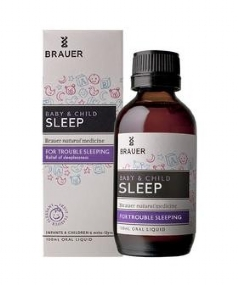Brauer Baby & Child Sleep 100ml