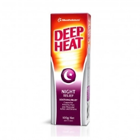 Deep Heat Night Strength Cream 100g