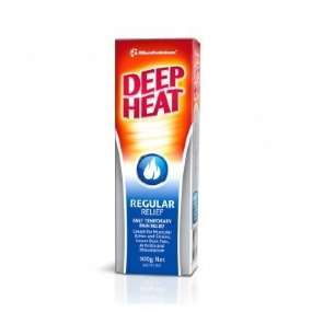 Deep Heat Regular Rub 100g