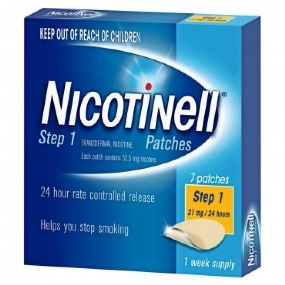 Nicotinell Patch 21mg/24h 7 Patches