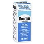 Duofilm Solution Wart Treatment 15ml