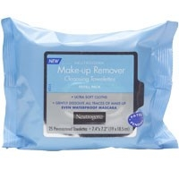 Neutrogena Make-up Remover Cleansing Towelettes 25