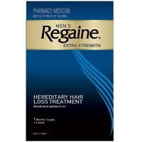 Regaine for Men Extra Strength 1 Month (60mL)