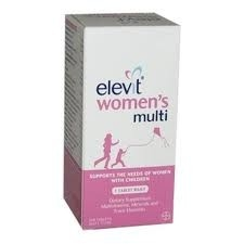 Elevit Womens Multi Tablets 100