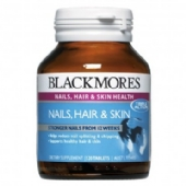 Blackmores Nails Hair and Skin 120 Tabs