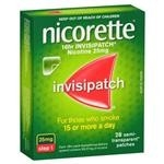 Nicorette Invisipatch 25mg 28